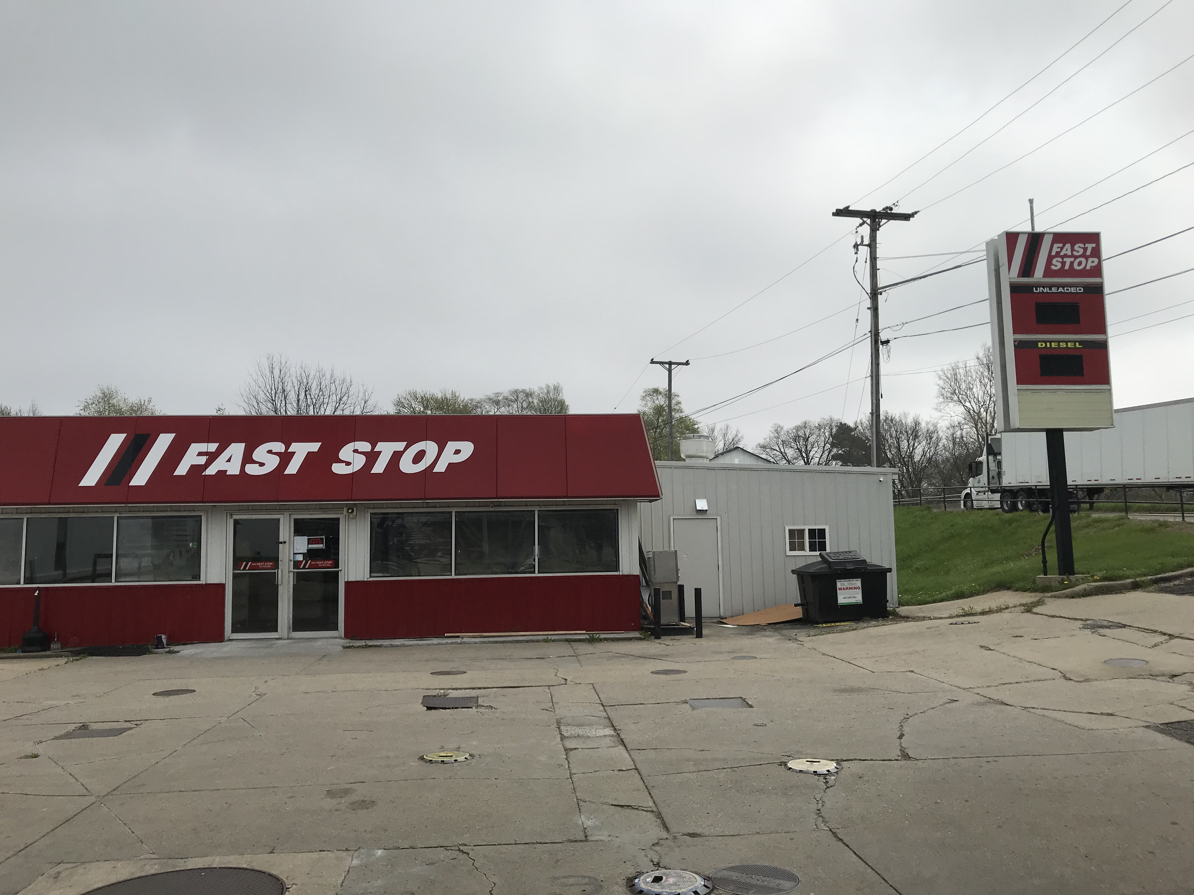 Gas Station For Sale