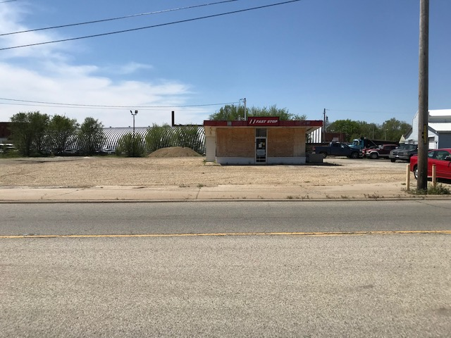 Former Gas Station For Sale High Traffic